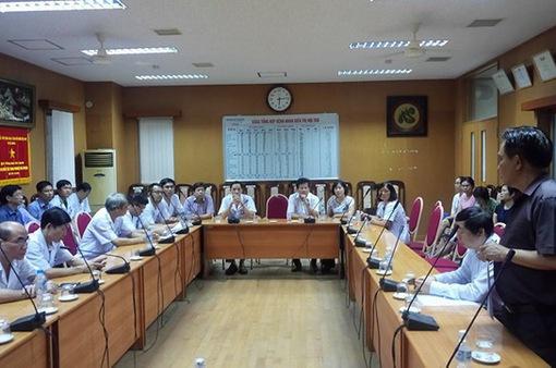 Đình chỉ công tác lần 2 Giám đốc Bệnh viện Đa khoa tỉnh Hòa Bình