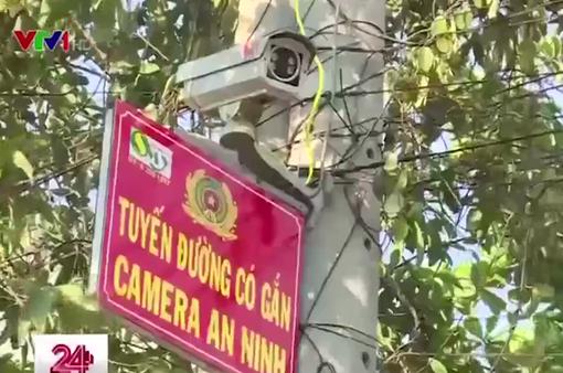 """TP.HCM: Trang bị camera giám sát xóa """"chợ trời"""" ma túy"""