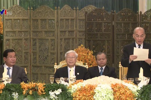 Việt Nam – Campuchia là láng giềng gần gũi