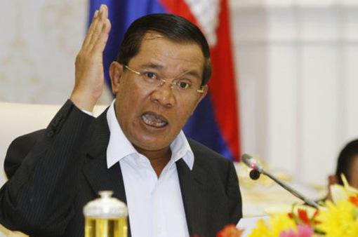 Campuchia chuẩn bị giải thể đảng Cứu quốc