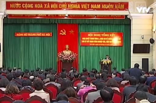 Hà Nội tiếp tục đổi mới công tác cán bộ