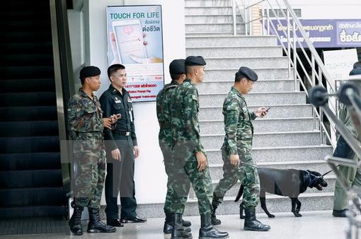 Loại bỏ khả năng phiến quân ly khai đánh bom ở Thái Lan