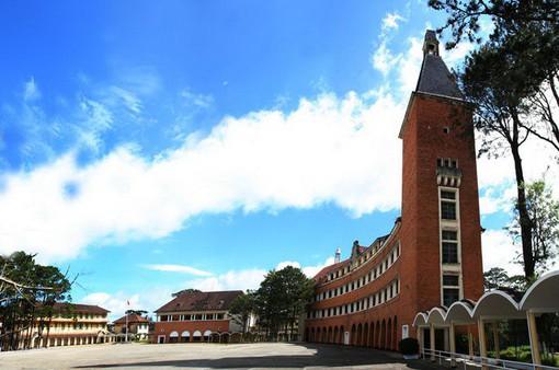 Trường Cao đẳng Sư phạm Đà Lạt - Công trình kiến trúc tiêu biểu thế kỷ 20