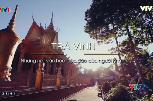 VTVTrip: Những chiếc mặt nạ độc đáo đậm nét văn hóa của người Khmer