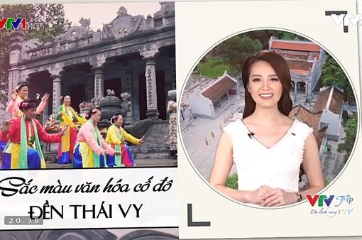 VTVTrip: Tìm về vẻ đẹp hoang sơ của chốn bồng lai tiên cảnh Ninh Bình