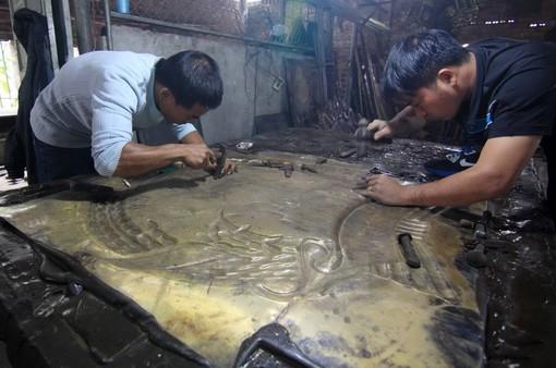 Nâng cao an toàn lao động tại các làng nghề