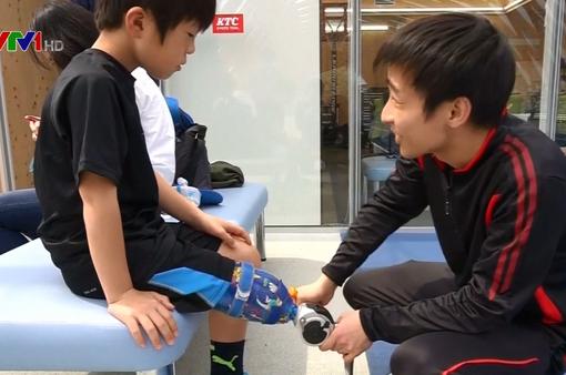Thư viện chân giả - Tiếp sức cho người khuyết tật ở Nhật Bản