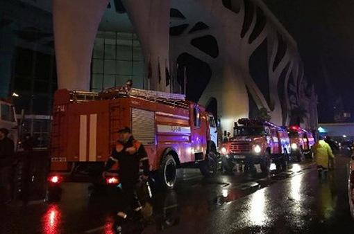 Cháy khách sạn tại Gruzia làm 11 người thiệt mạng