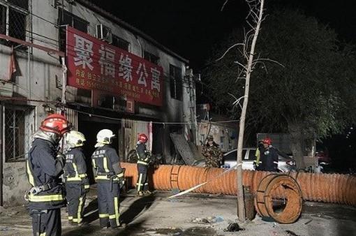 Cháy nhà tại Bắc Kinh, 19 người thiệt mạng