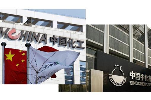 Sinochem và ChemChina khởi động thương vụ sáp nhập 120 tỷ USD
