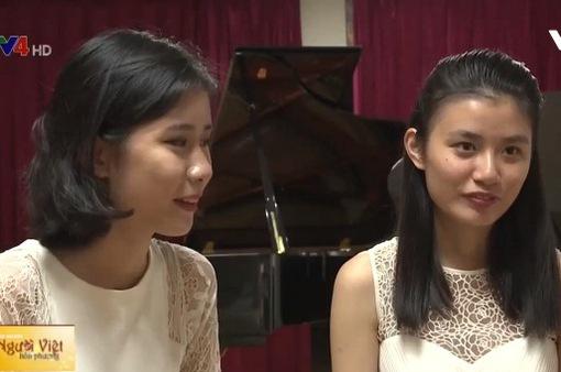 Trò chuyện cùng hai tài năng piano trẻ người Việt tại Nga