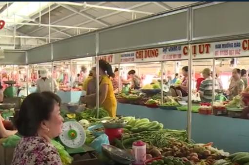 Tiểu thương Vĩnh Long nâng cao ý thức về an toàn thực phẩm