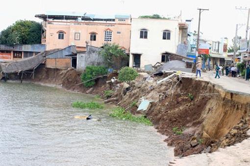 ĐBSCL trước những những thách thức biến đổi khí hậu sống còn