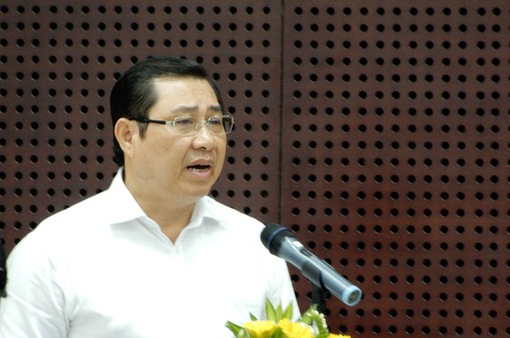 Di lý đối tượng nhắn tin đe dọa Chủ tịch UBND TP Đà Nẵng