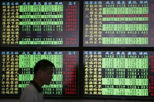 Chứng khoán các công ty startup tại Hong Kong (Trung Quốc) lao dốc