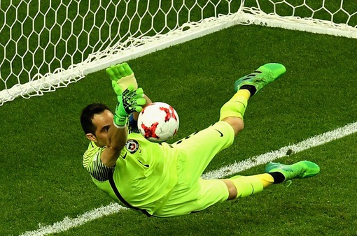 Bravo toả sáng một trận bằng cả sự nghiệp tại La Liga