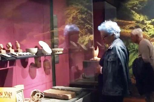 """Triển lãm """"Báu vật khảo cổ Việt Nam"""" tại CHLB Đức"""