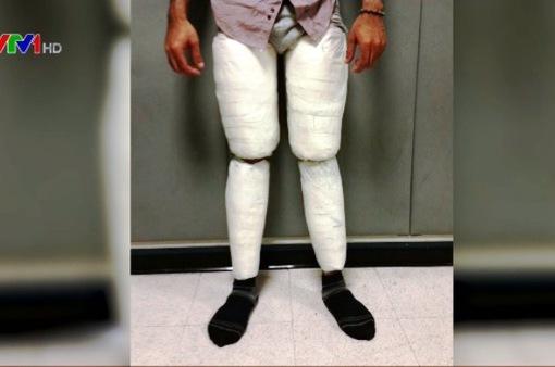 Mỹ bắt giữ 2 đối tượng vận chuyển cocaine trái phép