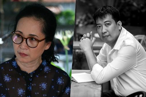 """GLTT với """"mẹ chồng tai quái"""" NSND Lan Hương và anh Chánh Văn Hoàng Anh Tú"""
