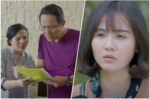 Ngược chiều nước mắt - Tập 26: Bố mẹ há hốc mồm vì Trang mang thai 3 tháng mà không biết con ai