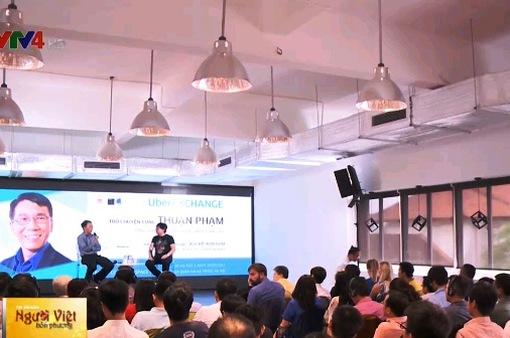 TGĐ công nghệ gốc Việt chia sẻ với cộng đồng khởi nghiệp
