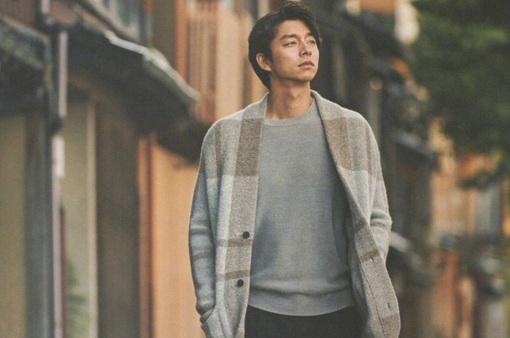Thích mê với loạt ảnh mới của Gong Yoo