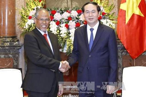 Việt Nam - Singapore tăng cường hợp tác về bảo vệ môi trường