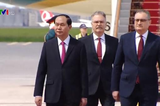 Quan hệ Việt Nam - lB Nga không ngừng phát triển, đi vào chiều sâu