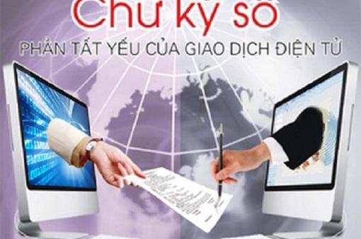Một số góp ý chính trong dự thảo Nghị định thay thế Nghị định 26 về chữ ký số và dịch vụ chứng thực CKS