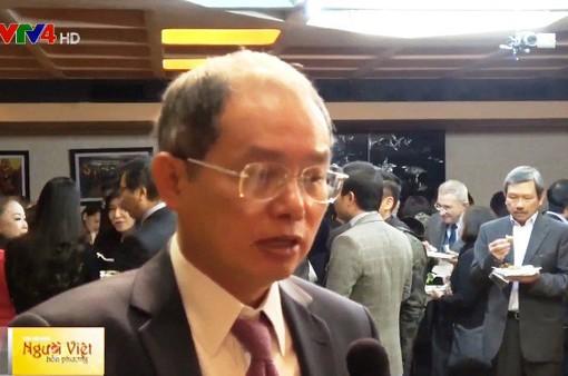 Đại sứ Việt Nam tại Pháp gặp mặt kiều bào trước khi kết thúc nhiệm kỳ