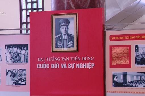 Kỷ niệm 100 năm ngày sinh Đại tướng Văn Tiến Dũng