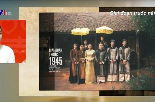 Bộ ảnh cưới 100 năm và thông điệp tình yêu