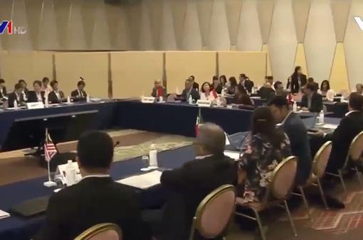 Thúc đẩy Hiệp định TPP không có Mỹ