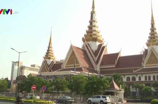 Campuchia xúc tiến phân chia ghế của đảng Cứu quốc đối lập