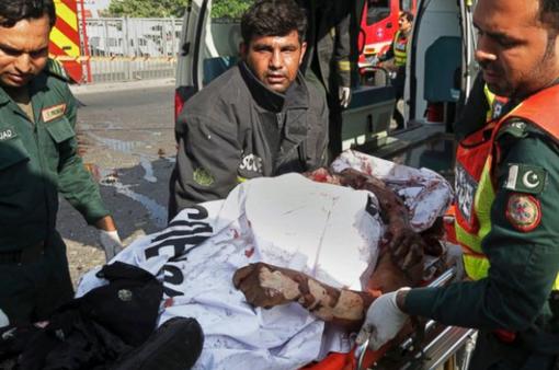 Đánh bom liều chết ở Pakistan, 25 người thiệt mạng