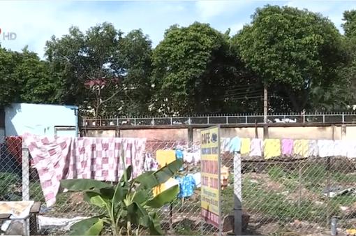Vụ tranh chấp đất bỏ hoang hơn 15 năm: Chính quyền họp với dân để làm rõ