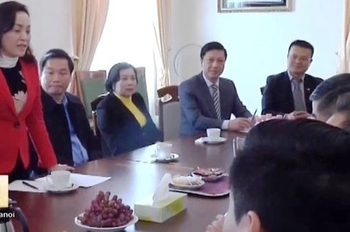 Ninh Bình mong muốn hợp tác với các doanh nghiệp Đức
