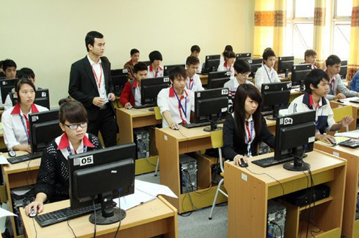 Doanh nghiệp có thể được đảm nhận đến 40% chương trình đào tạo