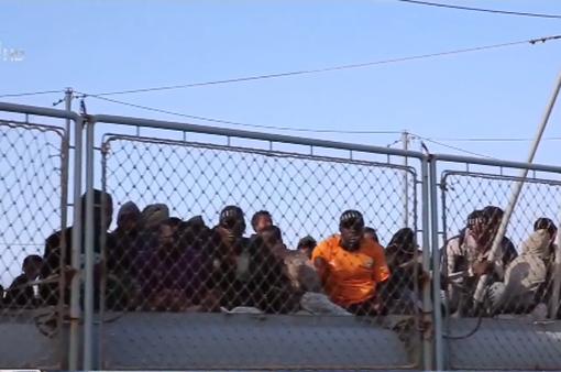 Libya giải cứu hơn 400 người di cư