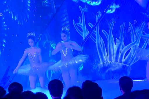 """Ấn tượng đêm nghệ thuật """"Khi hoàn hảo thăng hoa"""""""