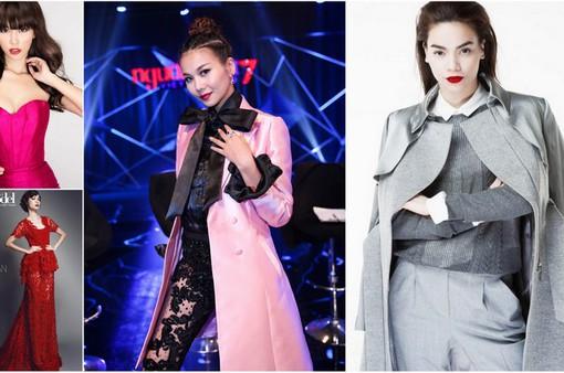 Cùng VTV News dự đoán vị trí host của Vietnam's Next Top Model 2017
