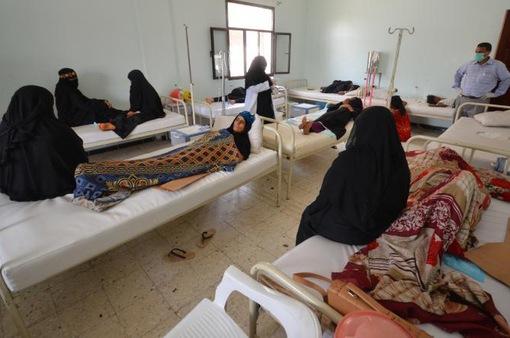 Cảnh báo nguy cơ bùng phát đợt dịch tả lớn nhất thế giới ở Yemen