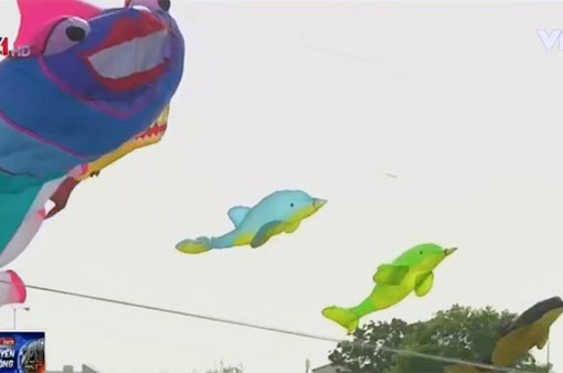 Khám phá lễ hội diều lần đầu tiên tổ chức tại Qatar