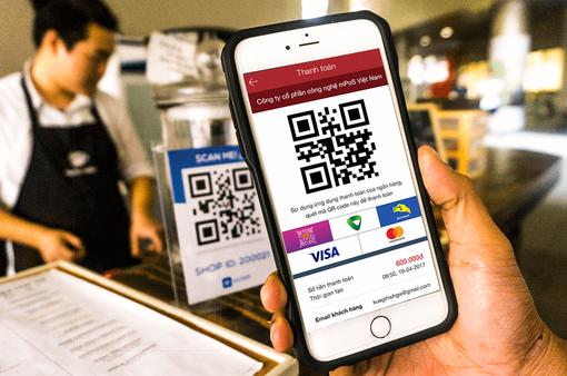 Triển khai hình thức thanh toán trên di động QR Code đầu tiên tại Việt Nam