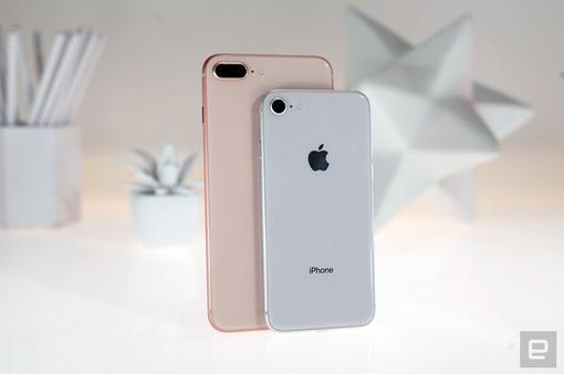 Sự thật gây sốc về mặt kính phía sau của iPhone 8