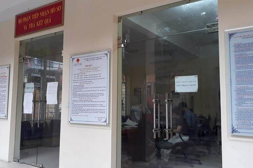 Tạm đình chỉ Phó Chủ tịch UBND phường Văn Miếu, Hà Nội