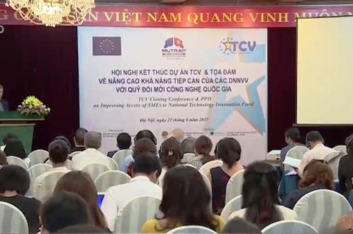 EU giúp doanh nghiệp Việt nâng cao năng lực