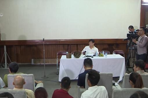 Đối thoại giữa chủ đầu tư và các thành viên Hãng phim truyện Việt Nam