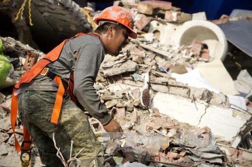 Miền Nam Mexico lại rung chuyển vì động đất 6,1 độ Richter