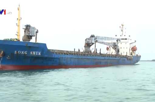 Nóng bỏng tình trạng buôn lậu titan trên biển